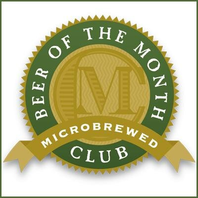 Microbrewed Beer Of The Month Club & Rare Beer Club Logo