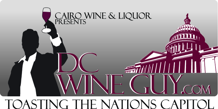 Cairo Wine And Liquor (DC Wine Guy.Com) Logo