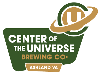 Center Of The Universe Brewing Co Logo
