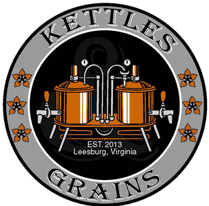 Kettles And Grains Logo